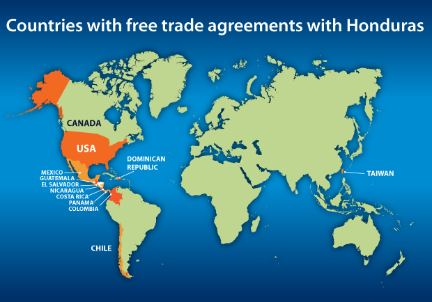 Trade Agreements Asociacin Hondurea De Maquiladores