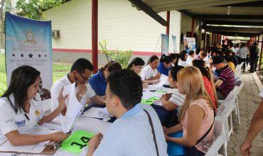 Bolsa de Empleo de la AHM participa en Feria de Empleo organizada por Secretaría del Trabajo