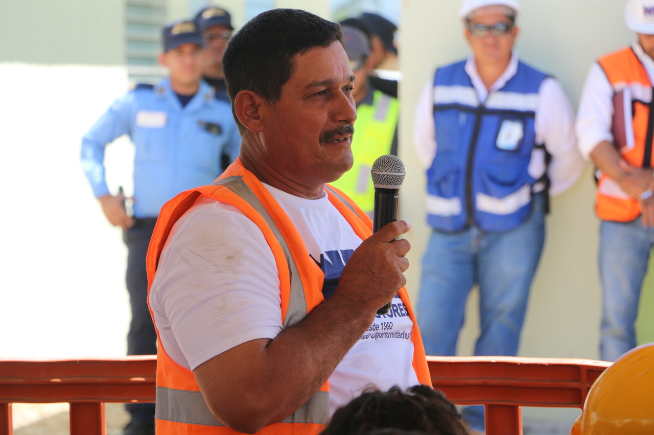 Gobierno dialoga con actores de vivienda en la zona norte para generar miles de empleos en los hondureños