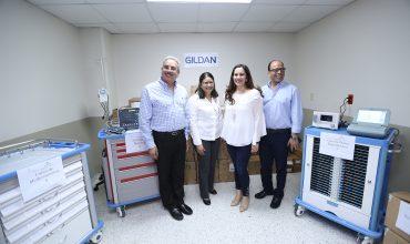 HOSPITAL LEONARDO MARTÍNEZ RECIBE IMPORTANTE DONACIÓN DE GILDAN