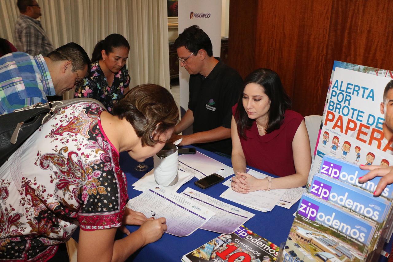 MAQUILADORES Y AUTORIDADES DE SALUD EN REUNIÓN INFORMATIVA PARA DEFINIR PLAN DE ACCIÓN ANTE BROTE DE PAPERAS