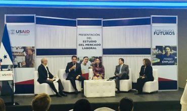 USAID A TRAVÉS DE SU PROYECTO EMPLEANDO FUTUROS PRESENTA ESTUDIO DEL MERCADO LABORAL
