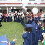 Fundación Mhotivo realiza II graduación de preparatoria en su campus de Choloma