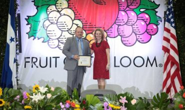 FRUIT OF THE LOOM RECONOCE LA LEALTAD DE SU GENTE, EN EL MAGNO EVENTO CLUB DE FUNDADORES 2018