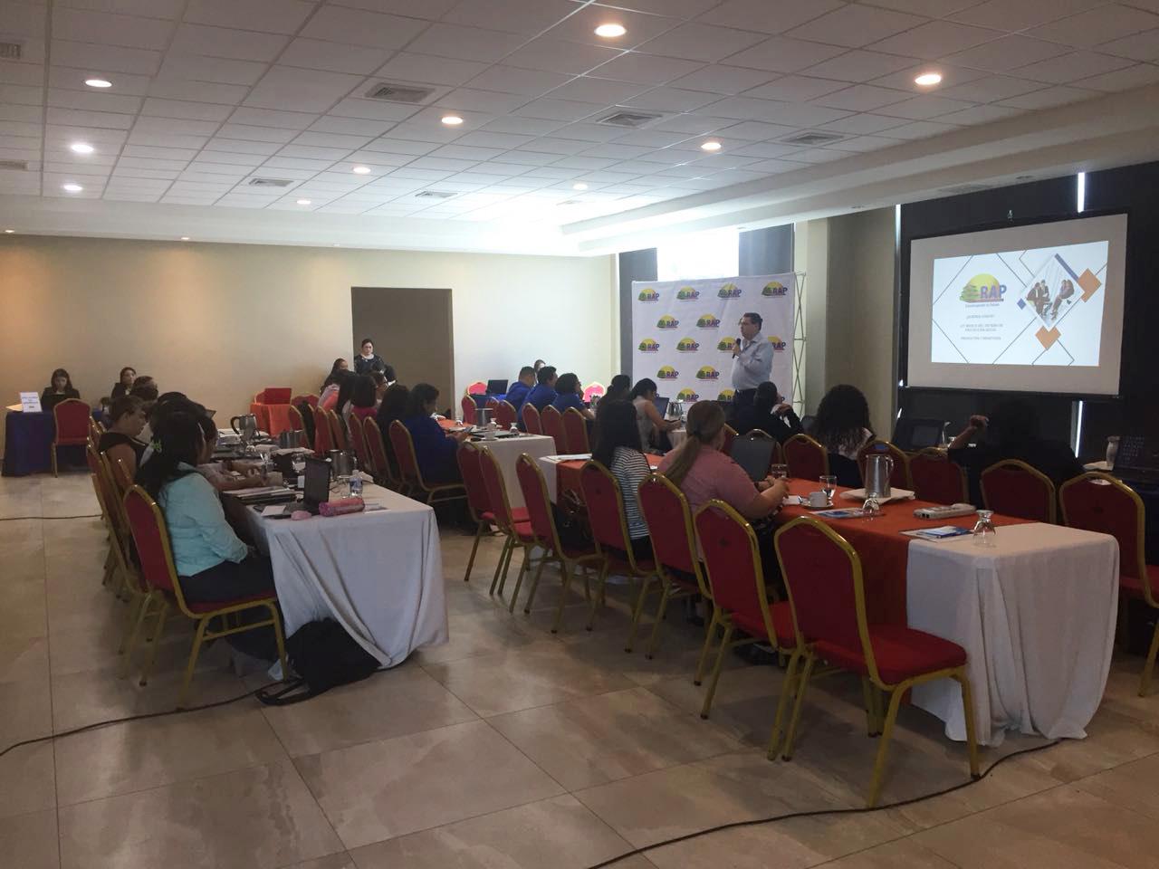 AHM desarrolla seminario de actualización RAP del 25 al 29 de junio de 2018