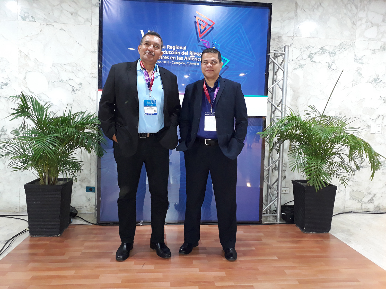 AHM PARTICIPA EN LA VI PLATAFORMA REGIONAL PARA LA REDUCCIÓN DEL RIESGO DE DESASTRES EN LAS AMÉRICAS