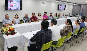 ZOLI J.E HANDAL INAUGURA ESCUELA DE ESPALDA Y HOMBRO JACOBO E. HANDAL