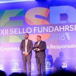 FUNDHARSE RECONOCE POR OCTAVO AÑO COMPROMISO SOCIAL DE HANESBRANDS