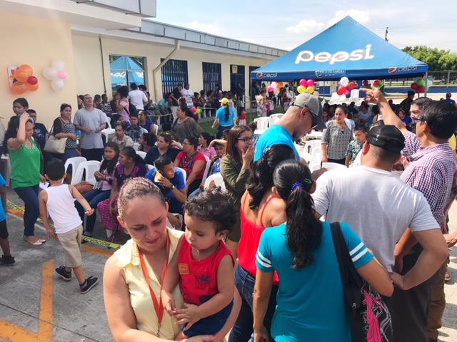 DÉCIMA FERIA DE LA SALUD 2018 DICKIES DE HONDURAS