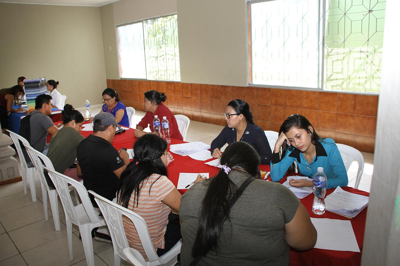 AHM presente en FERIA DE RECLUTAMIENTO LABORAL en Choloma