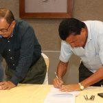 New Holland firma cuarto Convenio Colectivo de Condiciones de Trabajo