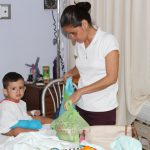 "GRUPO ELCATEX, SANMAR y ""TOUCHING HAND PROJECT"" REALIZAN BRIGADA MÉDICA EN HOSPITAL RUTH PAZ"