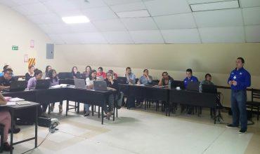 ZIP BÚFALO Y DARA BRINDAN CAPACITACIÓN A COLABORADORES DE IMPORT-EXPORT