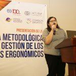 PRESENTAN GUÍA METODOLÓGICA PARA LA GESTIÓN DE LOS RIESGOS ERGONÓMICOS EN EL SECTOR TEXTIL-MAQUILADOR