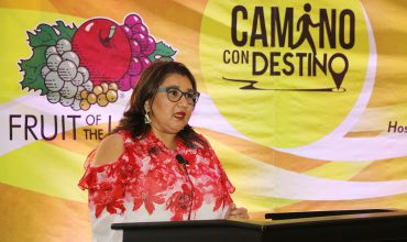 "CORPORACIÓN FRUIT OF THE LOOM RECONOCIÓ A PATROCINADORES DE ""CAMINO CON DESTINO"""