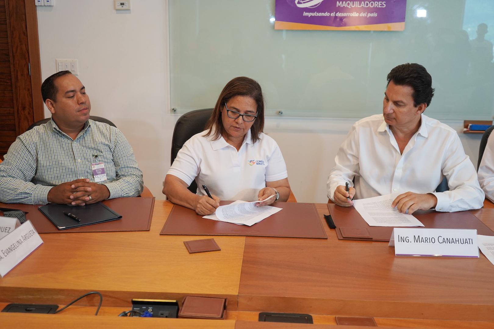 Alianza por la primera infancia en beneficio de los hijos de los trabajadores de la maquila