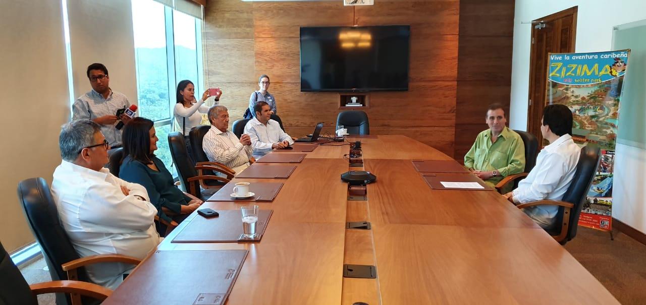 AHM Y Zizima Eco Water Park firman convenio a beneficio de los trabajadores de la industria maquiladora.