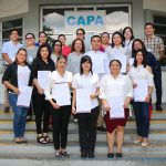 CAPA GRADÚA A DOCE COLABORADORES EN DIPLOMADO DE SEGURIDAD Y SALUD OCUPACIONAL