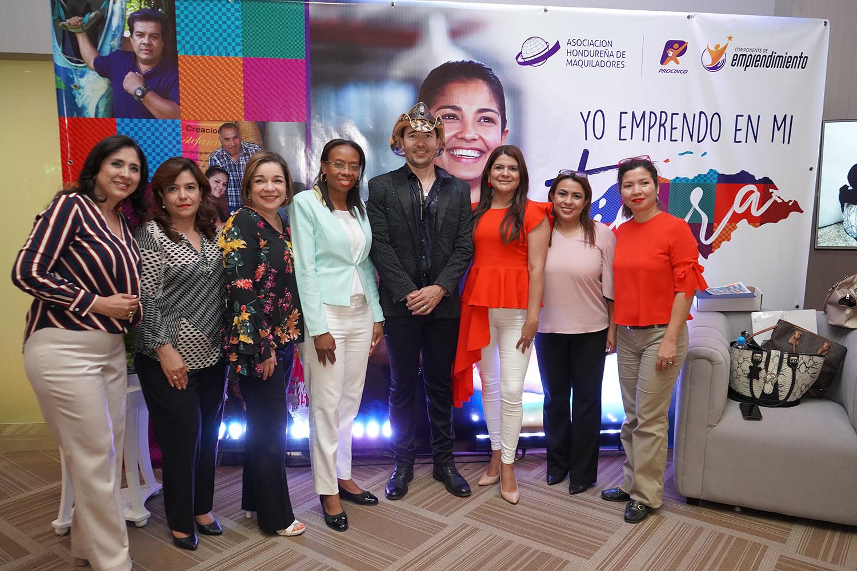 """ANTE LOS ALTOS ÍNDICES DE ROTACIÓN: Maquiladores promueven campaña """"Yo emprendo en mi tierra"""" para estimular el emprendimiento y consecuentemente desmotivar la migración"""
