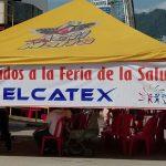 ELCATEX LLEVA A CABO SU CUARTA FERIA DE SALUD