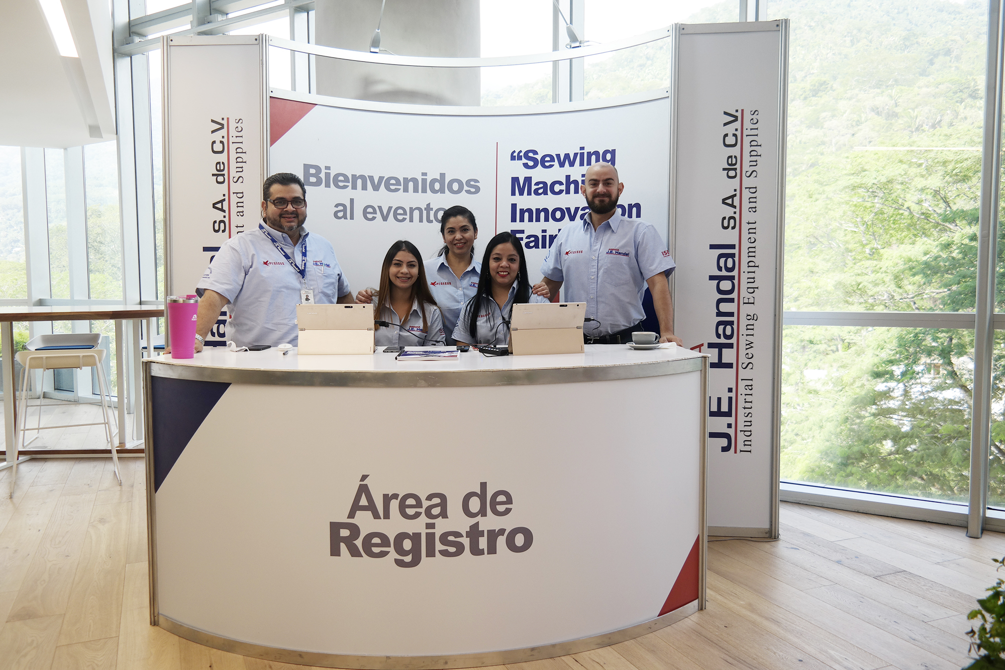 "AGENCIA JE HANDAL SA DE CV-""SEWING MACHINE INNOVATION FAIR"""
