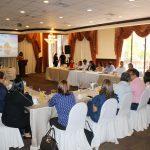Autoridades de Aduana se reúnen con gerentes de parques industriales