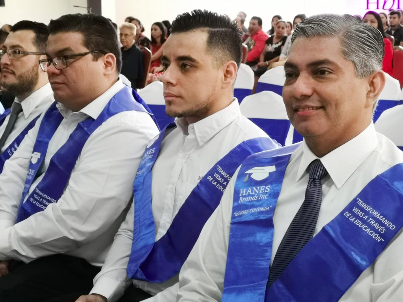 HANESBRANDS CELEBRA A LO GRANDE LA DÉCIMA PROMOCIÓN DE GRADUADOS DE SU PROGRAMA EDUCATIVO