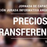 """Capacitación """"Declaración Jurada Informativa Anual sobre Precios de Transferencia"""""""