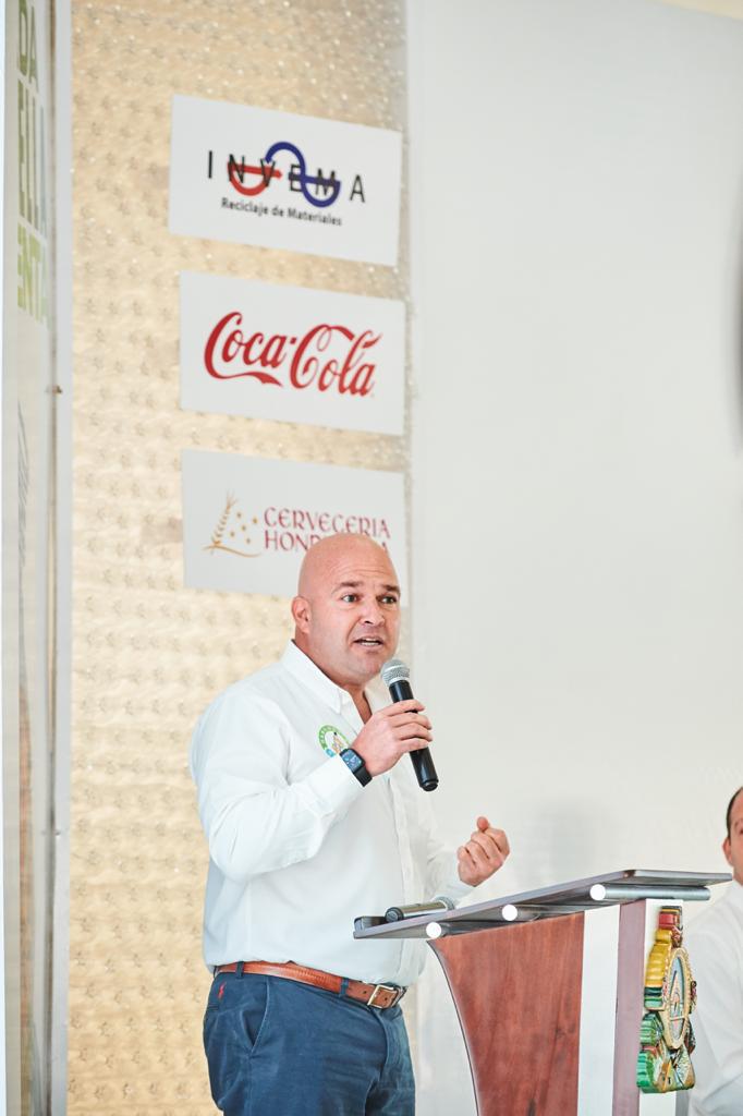 CERVECERÍA HONDUREÑA Y COCA COLA SE UNEN A LA LABOR DEINVEMACON UN AMBICIOSO PROGRAMA DE RECICLAJE EN HONDURAS –HAGÁMOSLA CIRCULAR