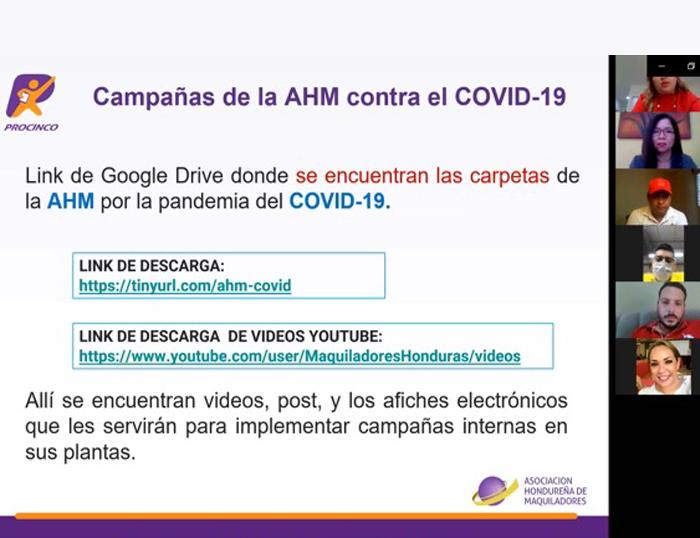 """""""APLIQUE LAS 5S Y CONTRARRESTE LOS EFECTOS DEL COVID-19"""""""
