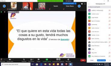"""WEBINAR: """"CONVIVENCIA FAMILIAR Y TOLERANCIA"""""""