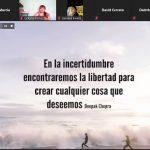 """WEBINAR: """"CÓMO ENFRENTAR LOS PANORAMAS INCIERTOS"""""""