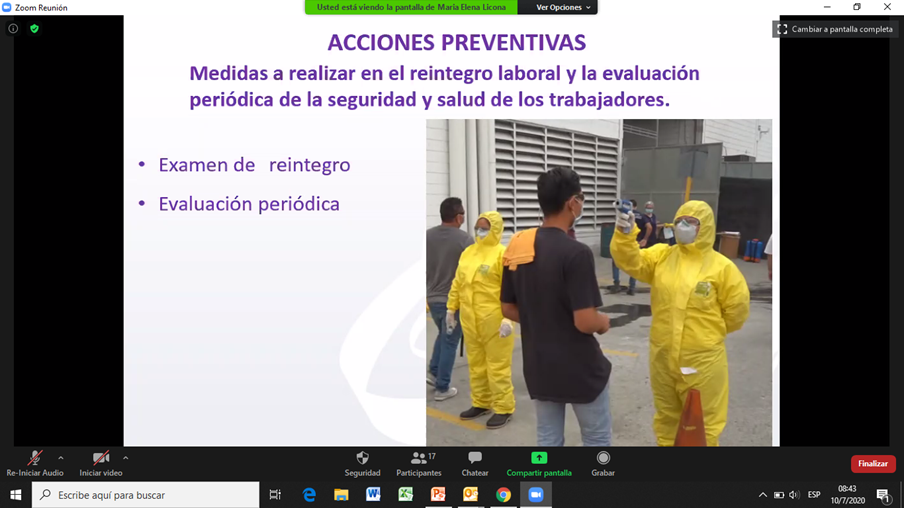 BIOSEGURIDAD Y SU IMPACTO EN LA INDUSTRIA MAQUILADORA