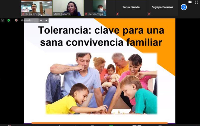 AHM Y PROCINCO CAPACITAN ONLINE A COLABORADORES Y SUS FAMILIAS