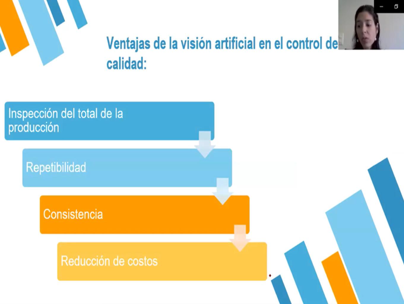 """CHARLA VIRTUAL: """"ASEGURAMIENTO DE LA CALIDAD A TRAVÉS DE DISPOSITIVOS ELECTRÓNICOS"""""""