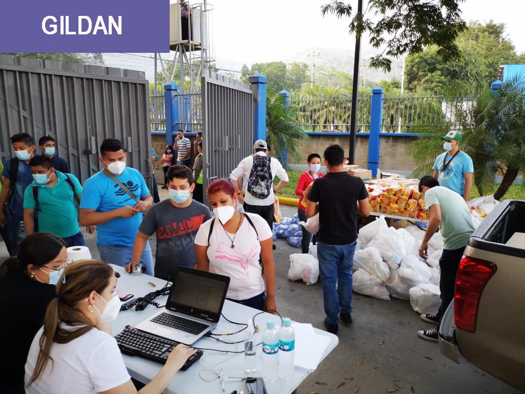 NUESTRAS EMPRESAS AFILIADAS SE PROYECTAN CON SUS TRABAJADORES TRAS PASO DE ETA POR HONDURAS