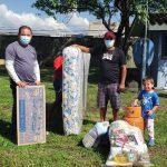 INDUSTRIA SOLIDARIA: ZIP SAN JOSÉ ENTREGA AYUDA A DAMNIFICADOS