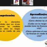 """PROCINCO CIERRA SU CICLO DE CHARLAS ABIERTAS 2020 CON EL TEMA: """"FINANZAS PARA EMPRENDEDORES"""""""