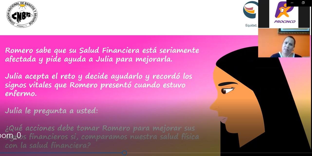 """WEBINAR: """"SALUD FINANCIERA"""""""