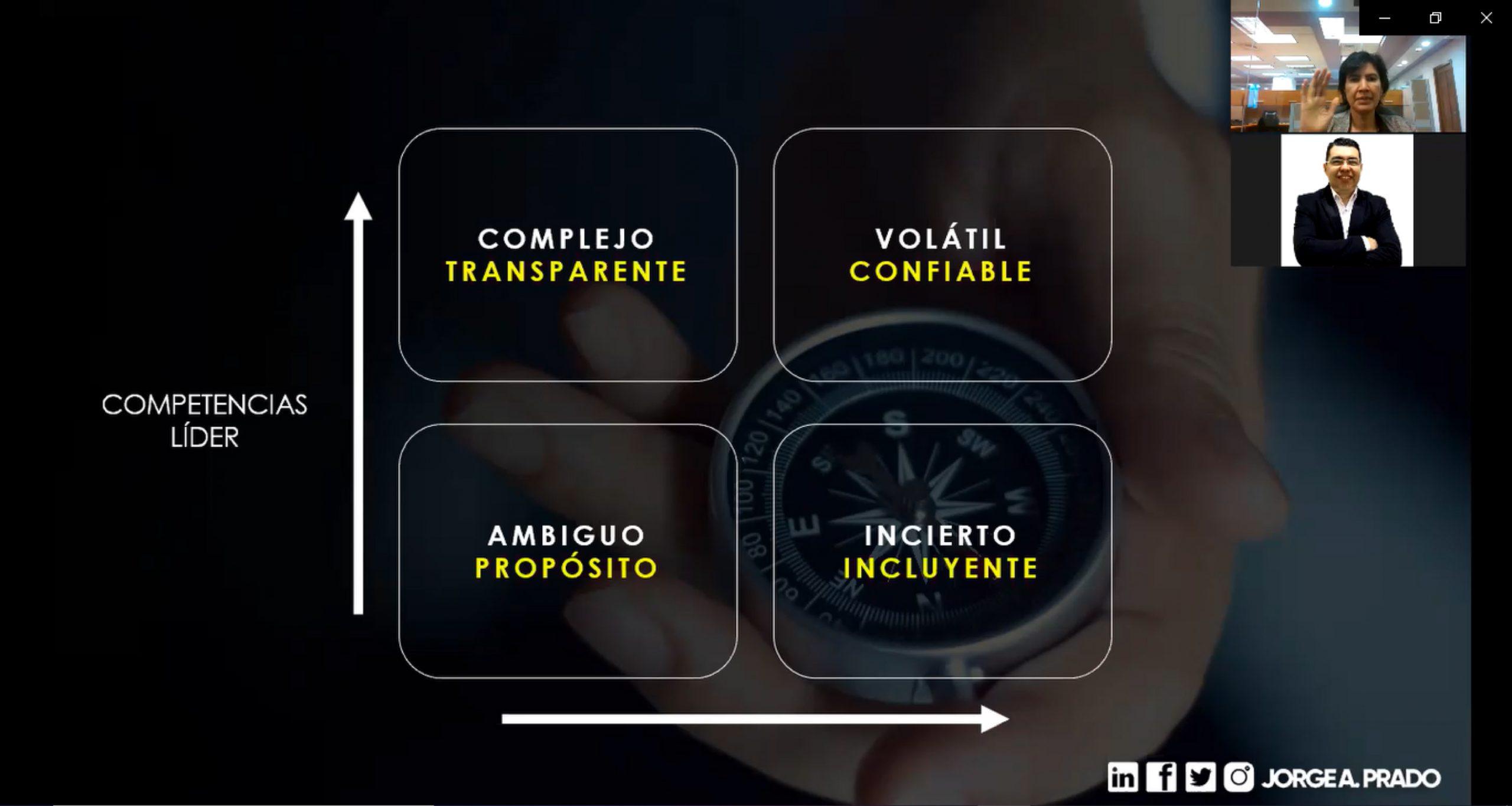 COMIENZA CICLO DE CHARLAS ABIERTAS 2021 DE PROCINCO
