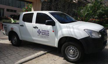 INDUSTRIA SOLIDARIA: AHM ENTREGA DONACIÓN A FUNDACIÓN AMIGOS DE BERNABÉ