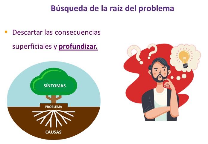 """WEBINAR: """"EL ANÁLISIS CAUSA RAÍZ COMO TÉCNICA DE SOLUCIÓN DE PROBLEMAS"""""""