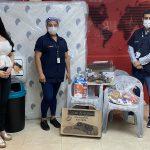 LEAR HONDURAS Y FONDO UNIDO DONAN KITS A COLABORADORES AFECTADOS POR ETA E IOTA
