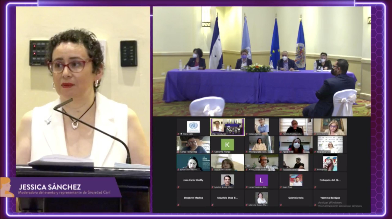 AHM se suma al «Compromiso Público para poner fin a la Violencia Contra las Mujeres y niñas II»