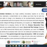 AHM CAPACITARÁ EN GESTIÓN INTEGRAL DEL RIESGO DE DESASTRES