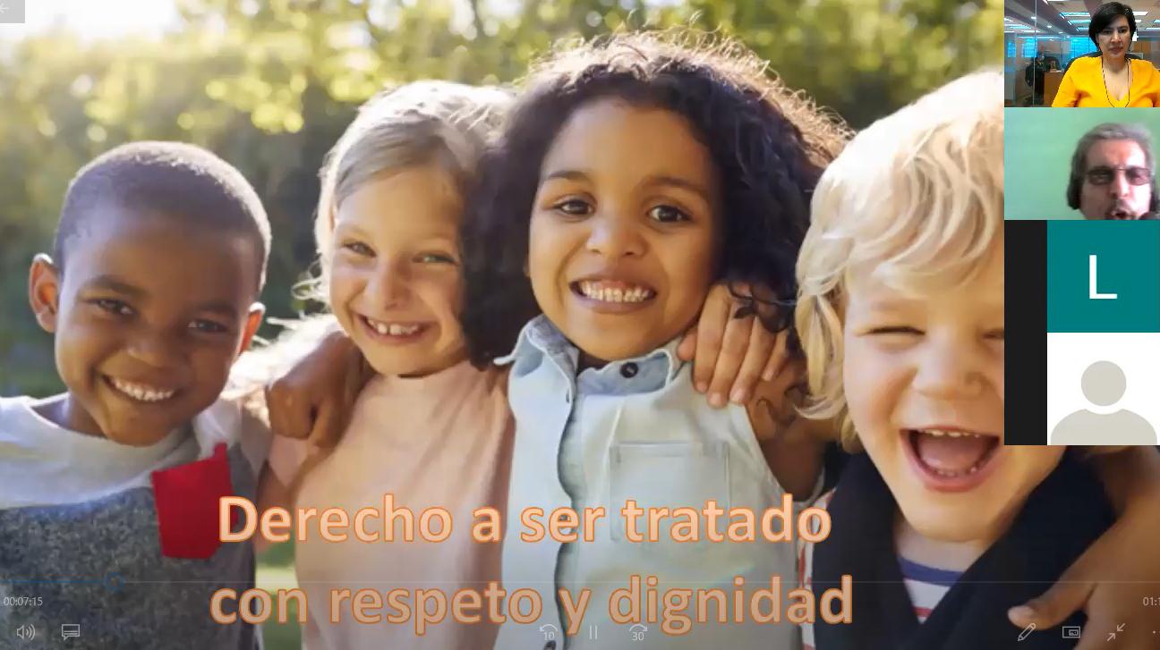 """""""DERECHOS Y TÉCNICAS ASERTIVAS"""", MINI TALLER IMPARTIDO POR PROCINCO"""