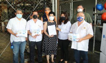 GILDAN DONA MÁS DE 5 MILLONES DE PRENDAS DE PROTECCIÓN PERSONAL EN HONDURAS