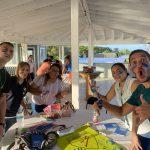 GRUPO BIP REALIZA SU TEAM BUILDING EN LA ISLA DE UTILA