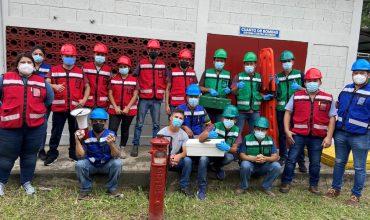 COLABORADORES DE SIMTEX REFUERZAN CONOCIMIENTOS DE SEGURIDAD