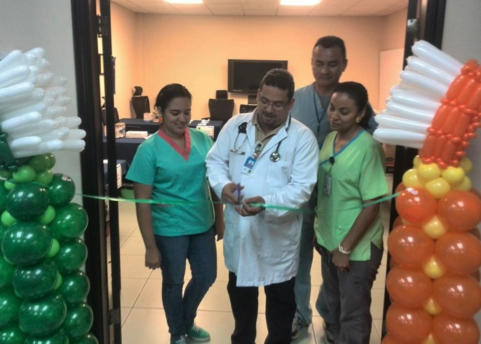 Ceiba Textiles realiza Campaña de Salud Dental 2015